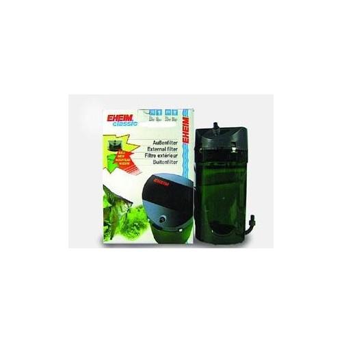 Eheim Classic 250 2213-05 Diş Filtre - Musluklu Ve Media Set İle Birlikte
