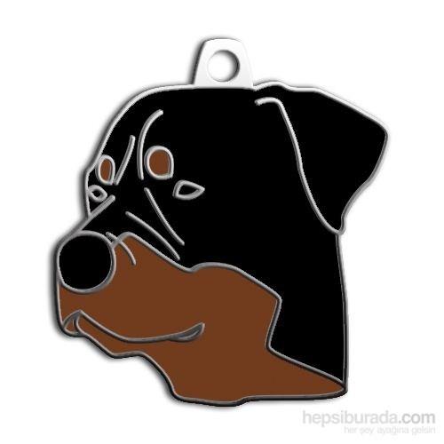 Dalis Pet Tag - Rottweıler Köpek Künyesi (İsimlik)
