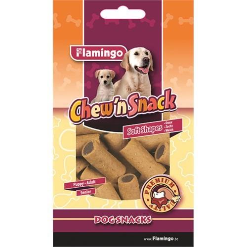 Karlie-Flamingo Chew'N Snack Pipes 150Gr.