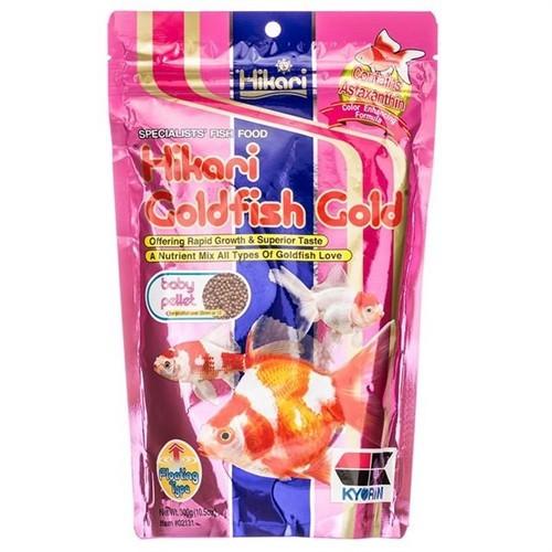 Hikari Goldfish Gold Baby 300 Gr