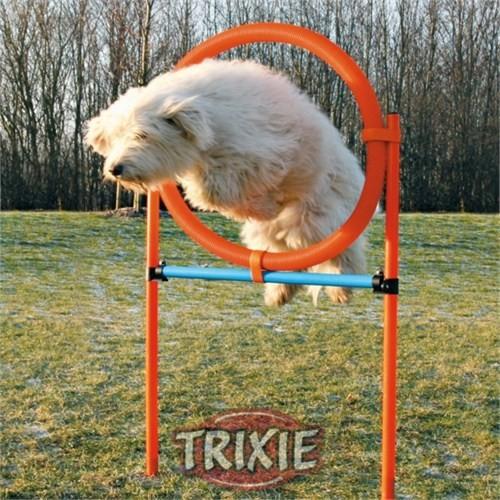 Trixie Köpek Agility Eğitim Çemberi, 115×ø3cm,ø65c