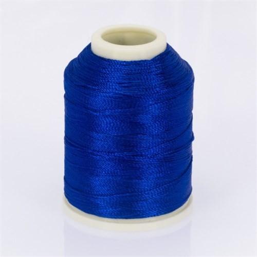 Altınbaşak Çivit Mavi 20 Gr Polyester Dantel İpliği - 123