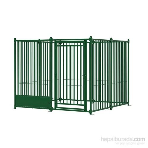 Ferplast Dog Pen 2*2 Köpek Kafesi kapalı