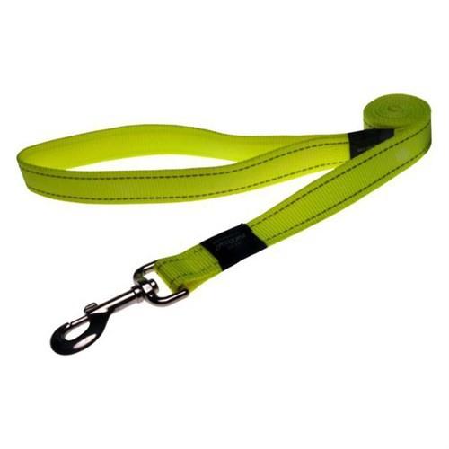 Rogz Köpek Uzatma 16 Mm Sarı Reflektörlü-M