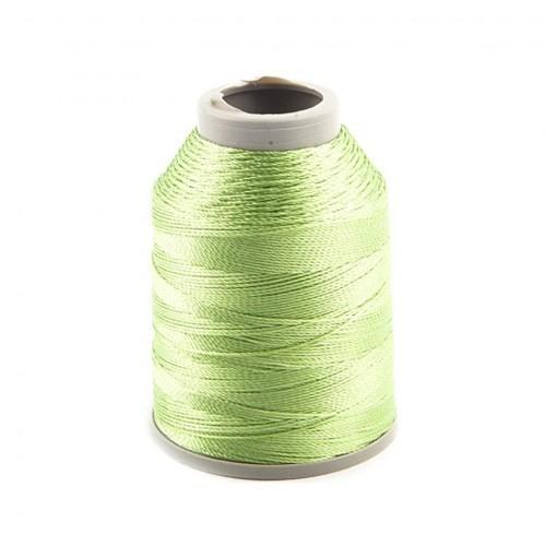 Kartopu Yeşil Polyester Dantel İpliği - Kp137