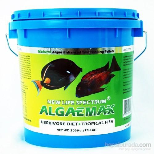 New Life Spectrum Algaemax 2000 Gr. Otçul Balık Yemi
