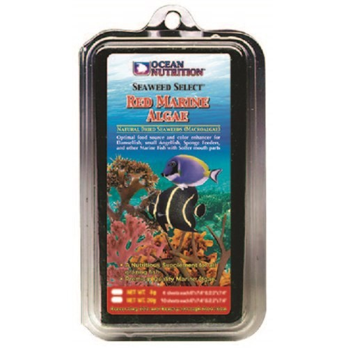 Ocean Nutrition Red Marine Algae - 8 Gr. Sarımsak Katkılı Deniz Yosunu