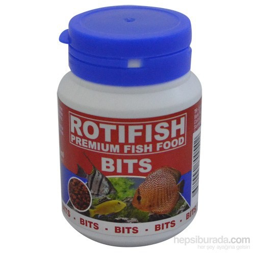 Rotifish Bits 100Ml (40Gr)