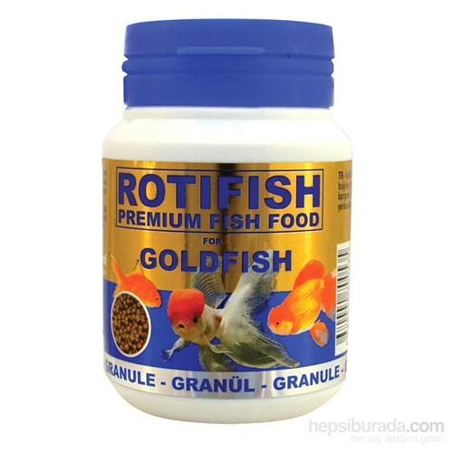 Rotifish Goldfish 100Ml (40Gr.) Japon Balığı Yemi