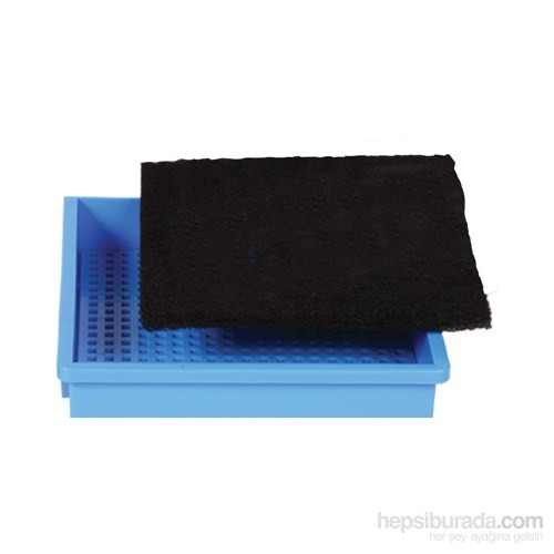 Tom 1341 Activated Carbon Filter Pad