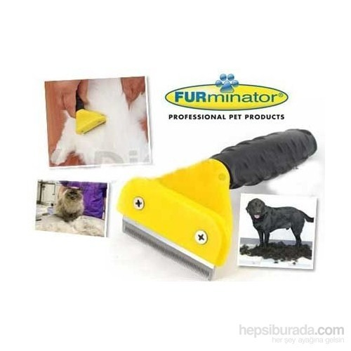 Buffer Furminator Kedi Köpek Tarağı 7 Cm