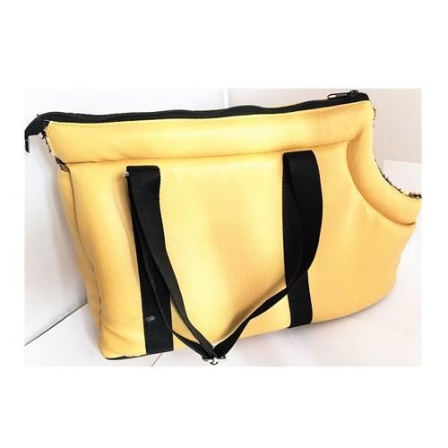 Buffer Köpek & Kedi Taşıma Çantası Sarı