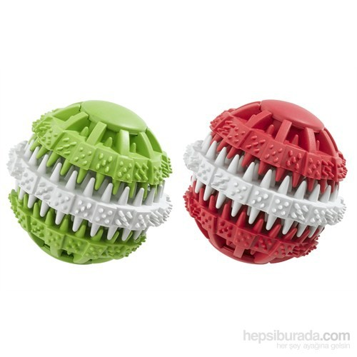 Ferplast Pa 6586 Köpek Oyuncağı Kauçuk Dişlik Oval