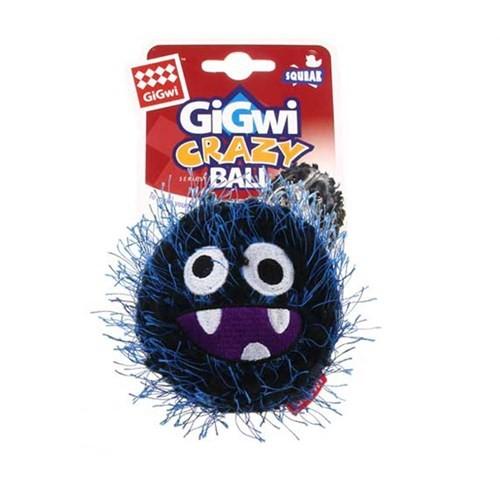 Gigwi Çılgın Kirpi Top 6 Cm Köpek Oyuncağı