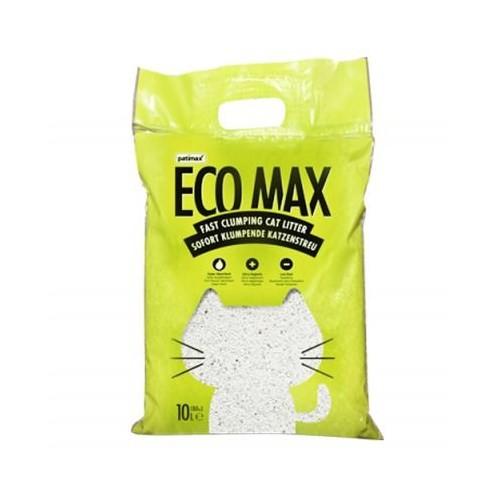 Patimax Eco Max Hijyenik Kokusuz Kedi Kumu 10 Lt