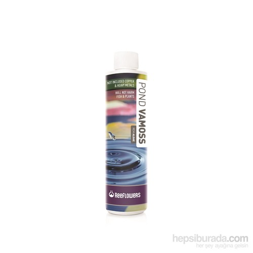 Reeflowers Pond Vamoss - Remalgae 500 Ml