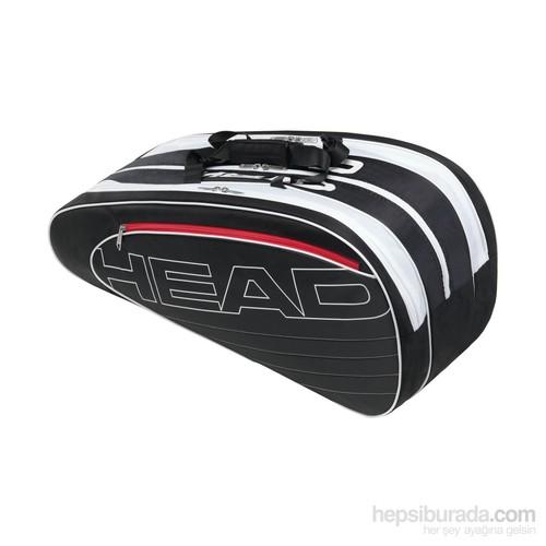 Head Elite Combi Black 2015 Tenis Çantası