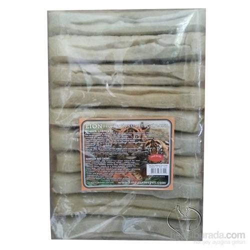 Lion Beyaz Press Köpek Kemiği 10 Adet 90 Gr 15Cm