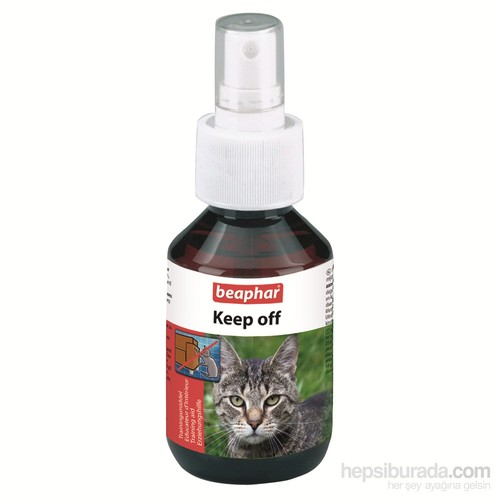Kedi Uzaklaştırıcı Spray ( repelent ) 100 Ml