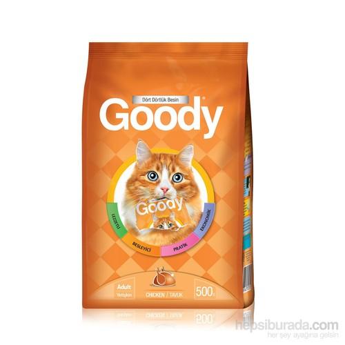 Goody Tavuklu Yetişkin Kedi Maması 500 gr