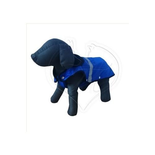 Pet Style Reflektörlü Anorak Mavi Köpek Kıyafeti No:8
