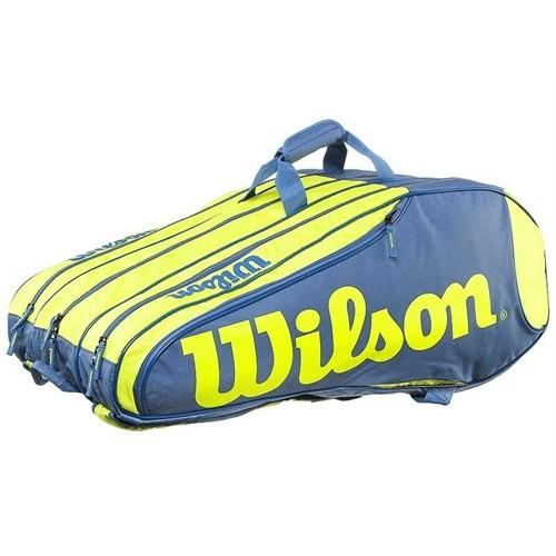 Wilson Burn Team Rush 12Pk Blue Tenis Çantası