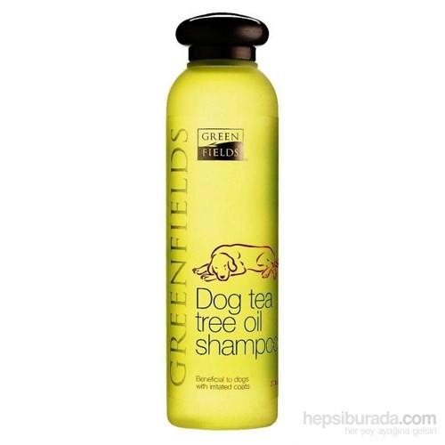 Green Fields Yeşil Çay Ağacı Özlü Köpek Şampuanı 200Ml