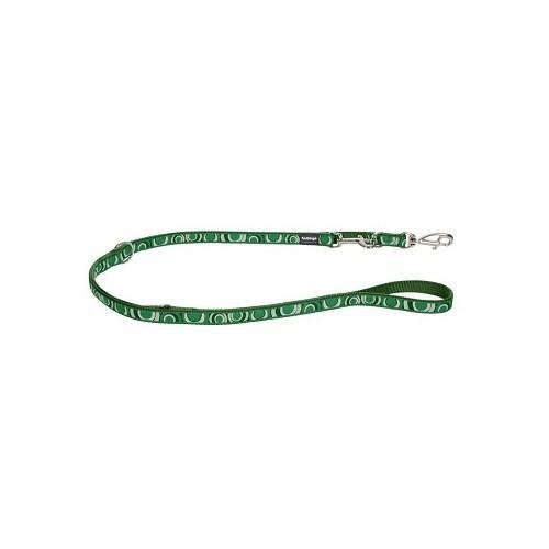 Reddingo Circadelic Desenli Yeşil Çok Amaçlı Uzatma Köpek Tasması 25 Mm