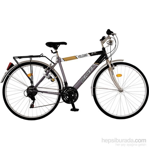 "Belderia 28"" Volcano 21 Vites Tourney Erkek Şehir Bisikleti"
