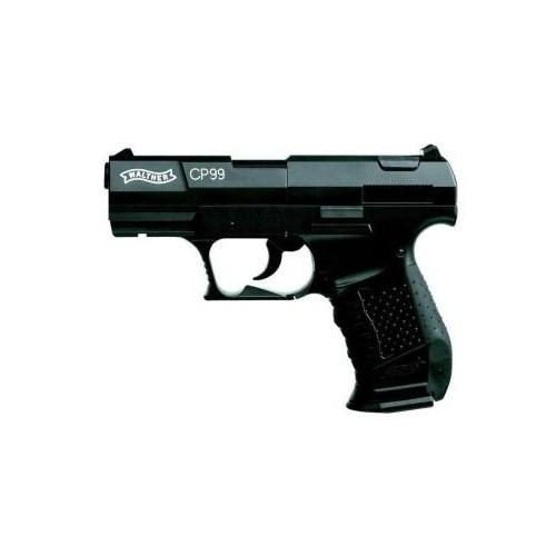 Walther CP99 Siyah Havalı Tabanca (5 Adet Hava Tüpü Hediyeli)