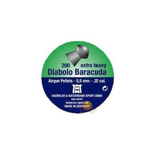 Hn Diablo Barracuda 5,5 200 Lük Paket