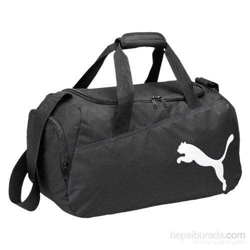 Puma Pro Training Unisex Siyah Spor Çanta (072939-01)