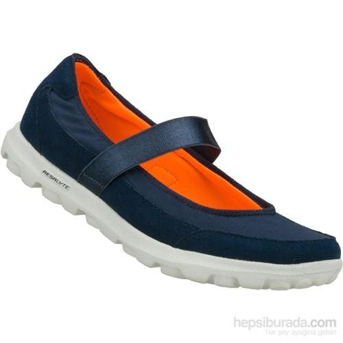 Skechers Go Walk Kadın Lacivert Spor Ayakkabı (13522_Nvy)