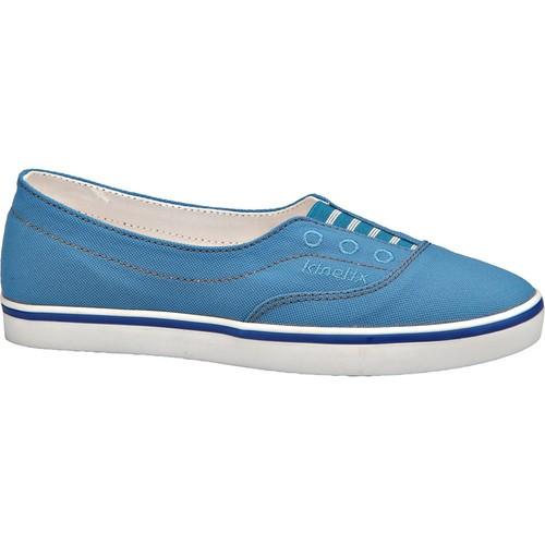 Kinetix 1238585 Mavi Kız Çocuk Ayakkabı