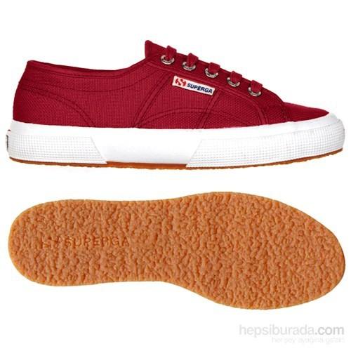 Superga 2750 Jcot Çocuk Kırmızı Spor Ayakkabı (S0003c0-X6r)