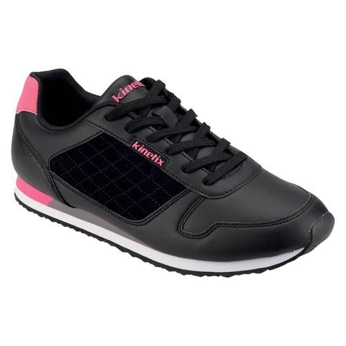 Kinetix 1271407 Siyah Fuşya Kadın Sneaker