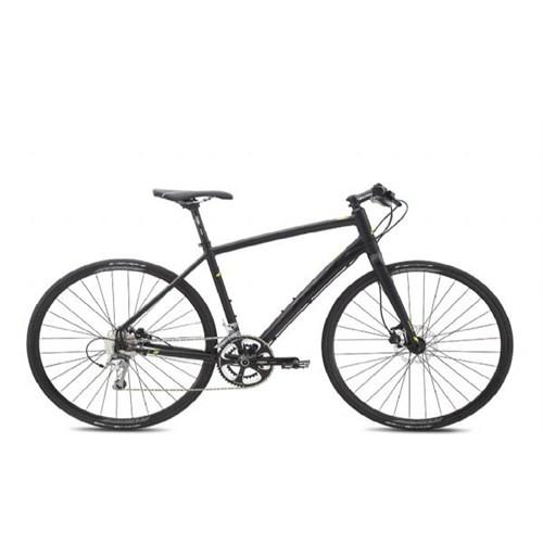 "Fujı Absolute 1.1 Dısk 17"" Siyah Bisiklet"