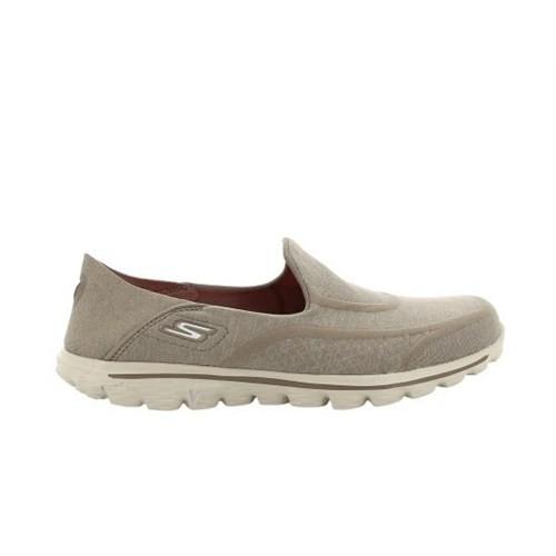 Skechers 13946-Tpe Go Walk 2 Defy Kadın Günlük Spor Ayakkabı