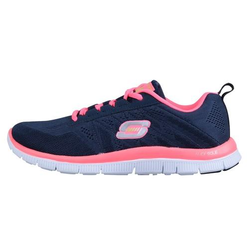 Skechers 11729 Flex Appeal Sweet Spot Kadın Koşu Ayakkabısı 11729Snhp