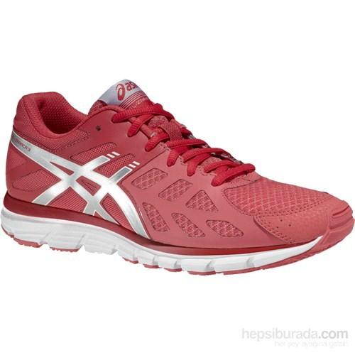 Asics Gel Zaraca Kadın Ayakkabı Kırmızı Koşu Ayakkabısı (T4d8n-3193)