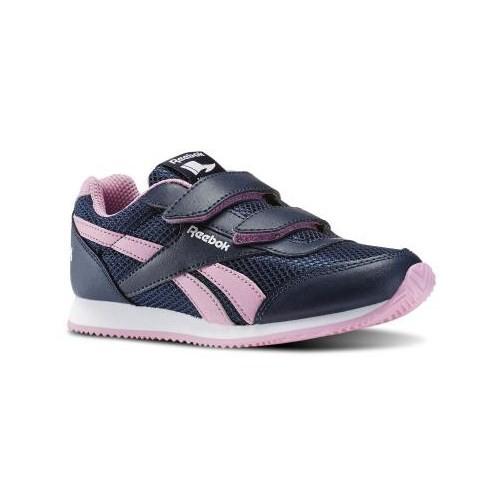 Reebok Royal Cljog Navy/Pink/Wht