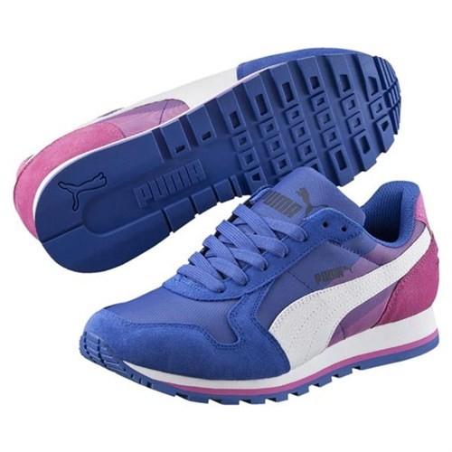 Puma Unisex Spor Ayakkabı St Runner Geometry 36013005