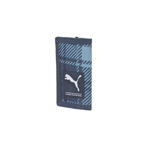 Puma Academy Wallet Blue Heaven-Plaid