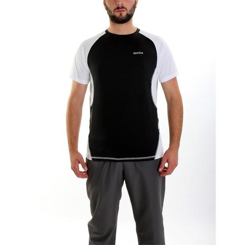 Sportive Polprintop Erkek T-Shirt