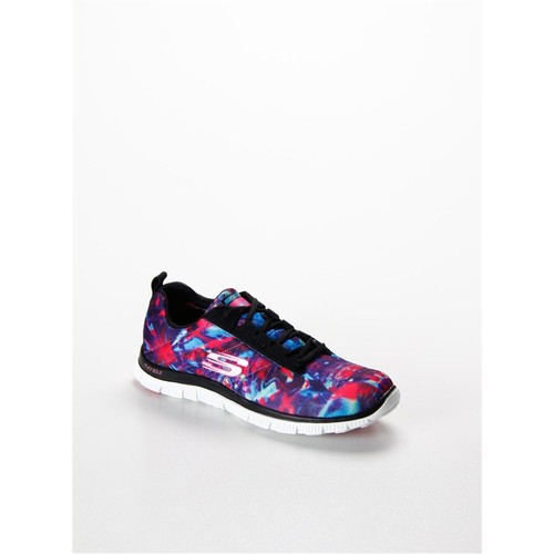 Skechers Flex Appeal-Cosmic Rays Kadın Spor Ayakkabı 12447 12447.Bkm