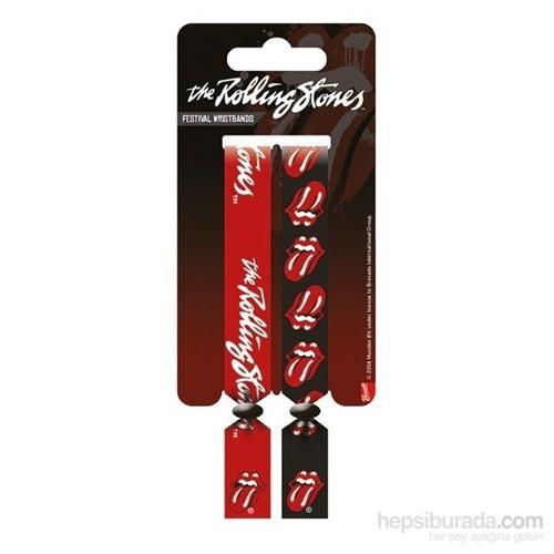Festival Bilekliği - Rolling Stones Fwr68007