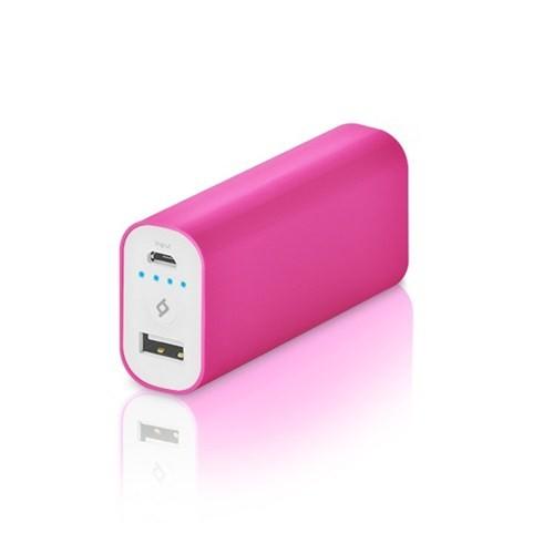 Ttec PowerUp Ultra 5200 mAh Taşınabilir Şarj Cihazı Pembe - 2BB107P (LG Batarya)