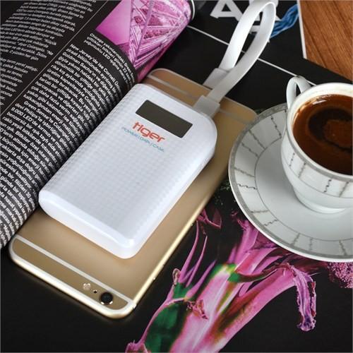 Tıger Powerbank Taşınabilir Yedek Batarya 5400 Mah