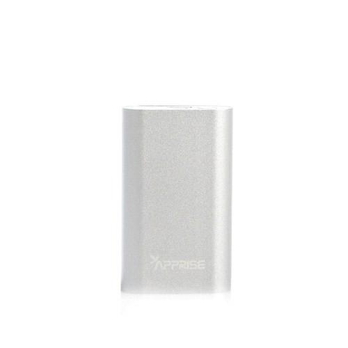 Apprise 3200 mAh Mini Alüminyum Kasa Taşınabilir Şarj Cihazı Silver