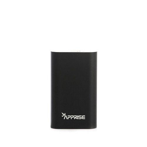 Apprise 3200 mAh Mini Alüminyum Kasa Taşınabilir Şarj Cihazı Siyah